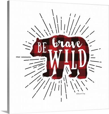 Be Brave Bear