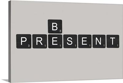 Be Present Black