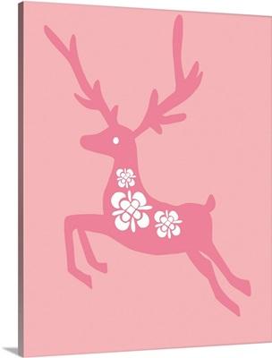 Blush Reindeer