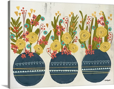 Bouquet Trio