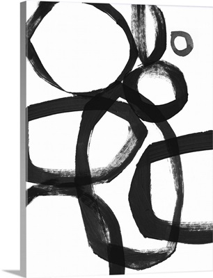 Brushstroke Circles II