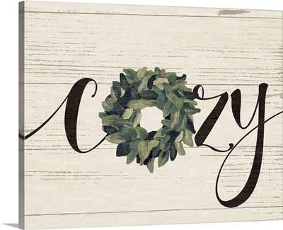 Cozy Wreath