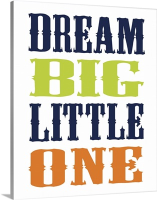 Dino Dream Big