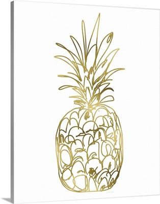 Golden Pineapple I