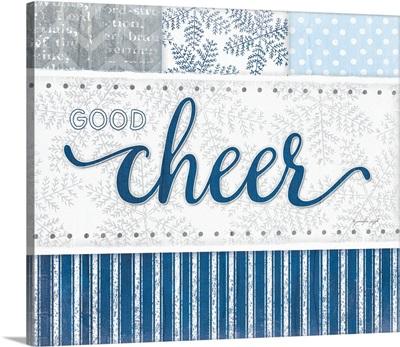 Good Cheer Silver Blue
