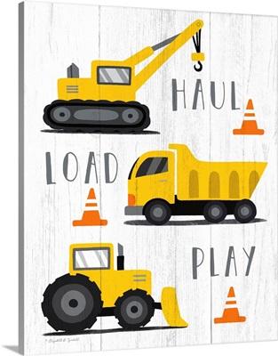 Haul, Load, Play