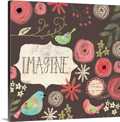 Imagine Birds