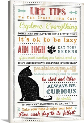 Life Tips - Cats