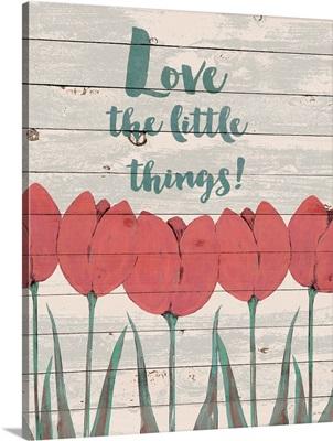 Love Little Things