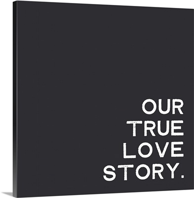 Our True Love Story
