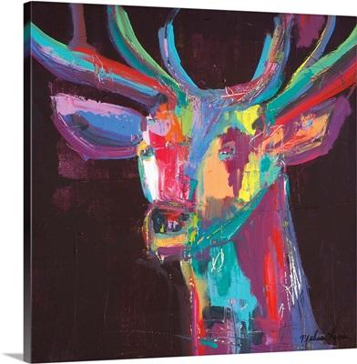 Purple Deer