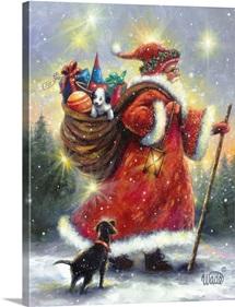 Strolling Santa II