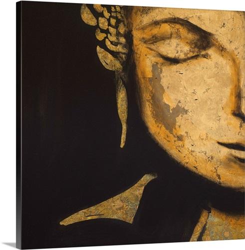 Zen Buddha Wall Art, Canvas Prints, Framed Prints, Wall Peels ...
