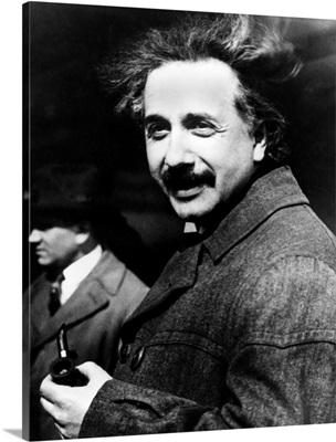 Albert Einstein, Swiss-German physicist