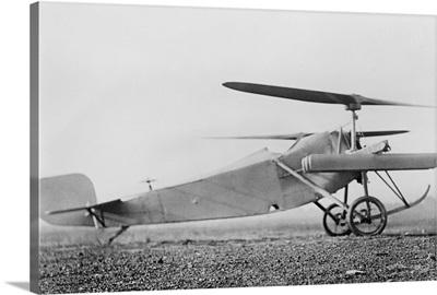 Berliner helicopter, 1922