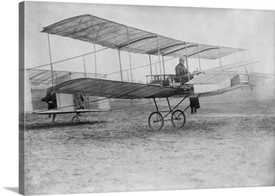 Delagrange's aeroplane