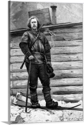 Fridtjof Nansen, Norwegian explorer