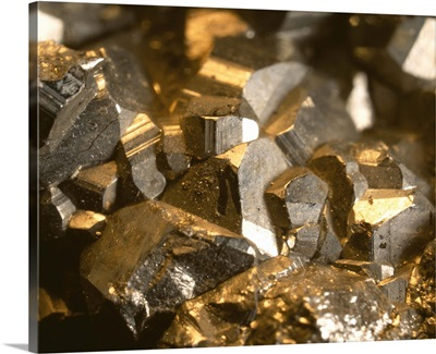 Iron pyrites