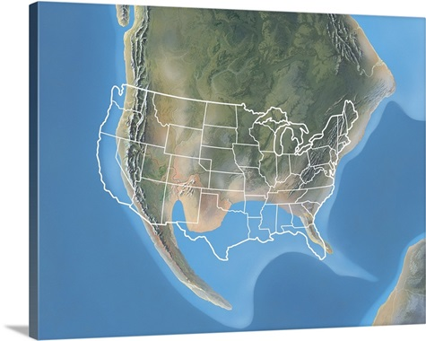 Jurassic map america 28 images america late jurassic period wall jurassic gumiabroncs Choice Image