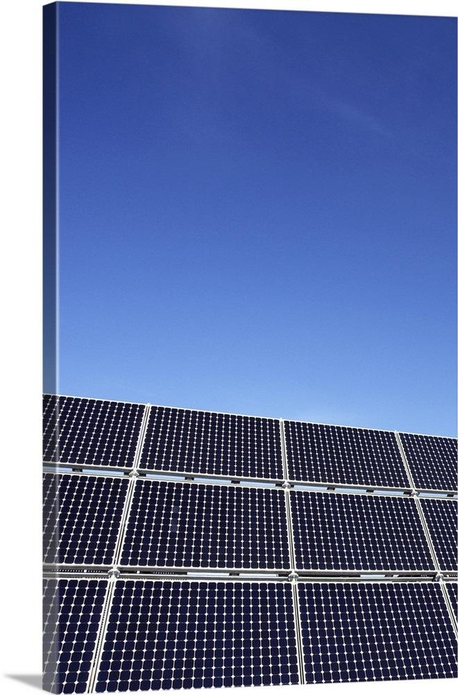 Solar Panel Wall >> Solar Panels Wall Art Canvas Prints Framed Prints Wall Peels