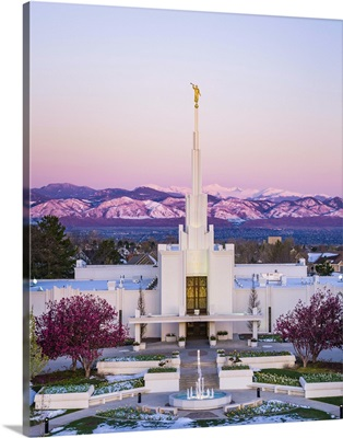 Denver Colorado Temple, Mountain of the Lord, Centennial, Colorado