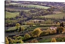San Gimignamo, Tuscany, Italy