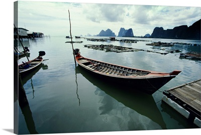 South East Asia Boat