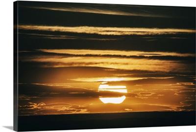Sunset in the Palouse, Washington