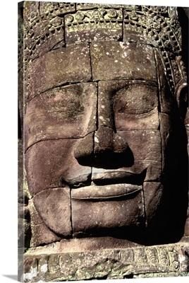 Ta Phrom temple, Angkor Wat temple, Cambodia