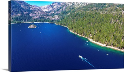 The Iconic Emerald Bay, Lake Tahoe, CA