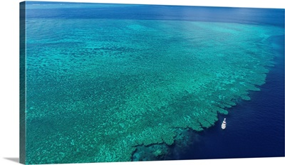 The Iconic Great Barrier Reef Of Australia