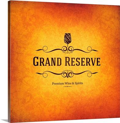 Grand Reserve Wine List