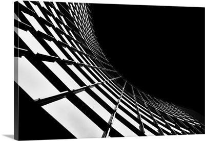Isolation, Toronto's City Hall, Ontario, Canada