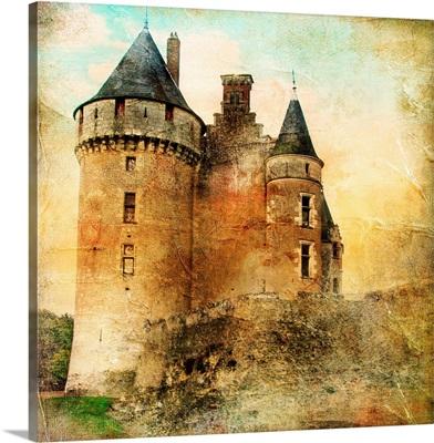 Medieval Castle, Holland