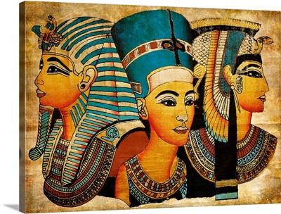 Pharoahs of Egypt