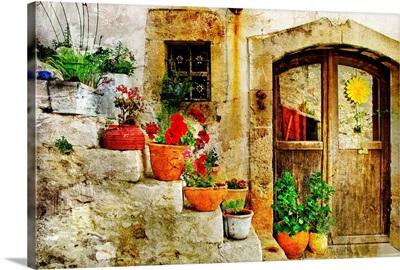 Pretty Village, Greek Style