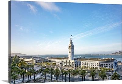 San Francisco Ferry Building, Port Of San Francisco, California