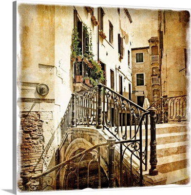 Streets Of Old Venice