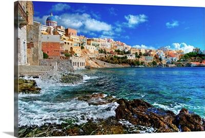 Syros - Greek Islands Series