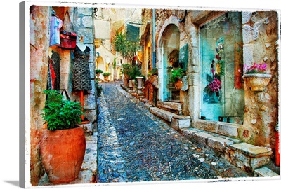 The Charming Villages Of Provence, France