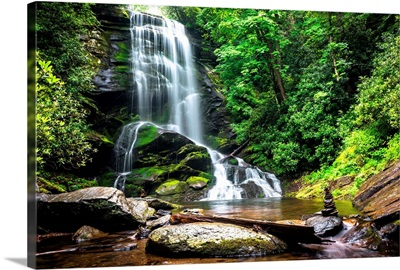 Upper Catabwa Falls, North Carolina
