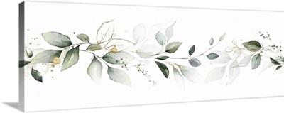 Watercolor Eucalyptus