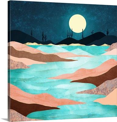 Desert Reservoir