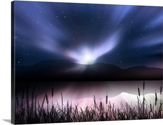 Dawn Dreamscape