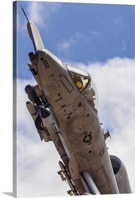 A U.S. Air Force A-10 Thunderbolt II