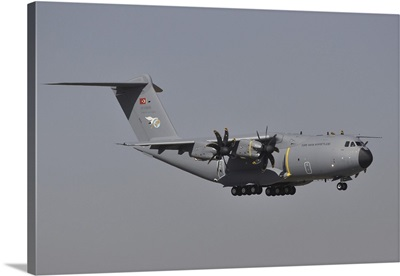 An Airbus A400M Atlas of the Turkish Air Force