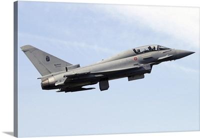Eurofighter Typhoon 2000 of the Italian Air Force