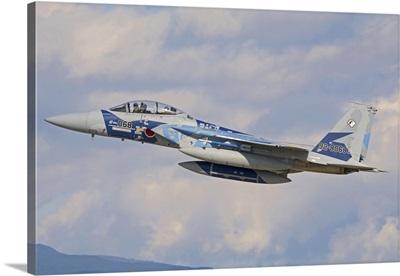 F-15DJ Eagle of the Japan Air Self-Defense Force