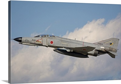 F4-E Phantom of the Japan Air Self-Defense Force