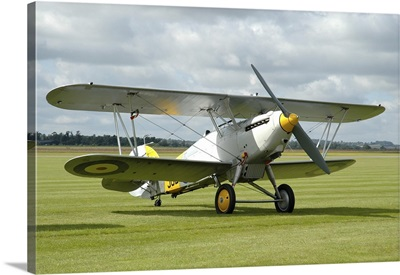 Hawker Hart fighter of the Royal Air Force
